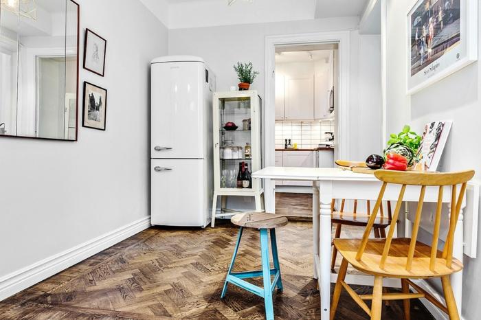 küchenmöbel große kühlschränke mit gefrierfach unten