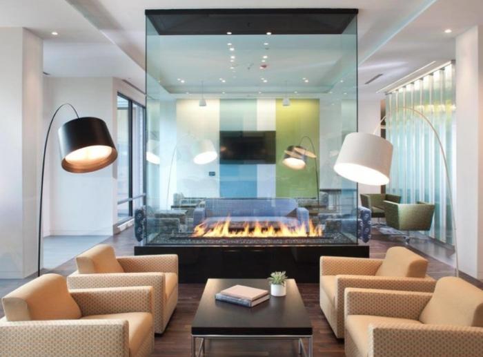 design : wohnzimmer design mit kamin ~ inspirierende bilder von ...