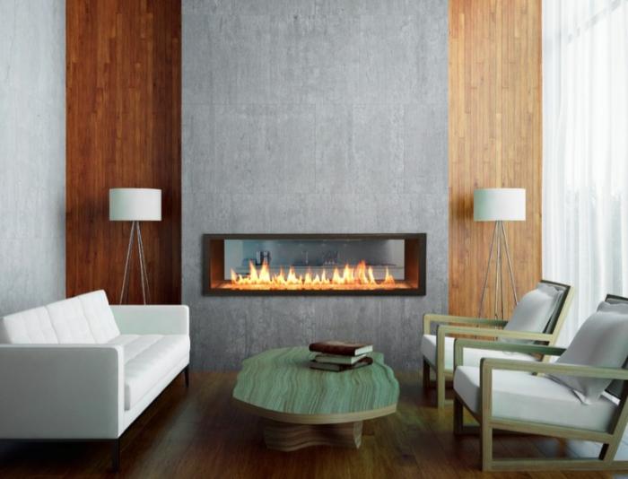 Modernes Kamin Design Für Ihr Stilvolles Zuhause Ethanol Trennwand Kamin