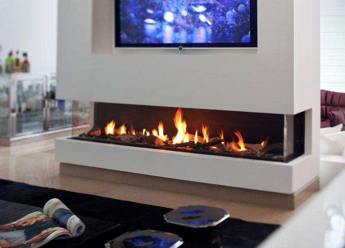 modernes kamin design für ihr stilvolles zuhause, Innenarchitektur ideen