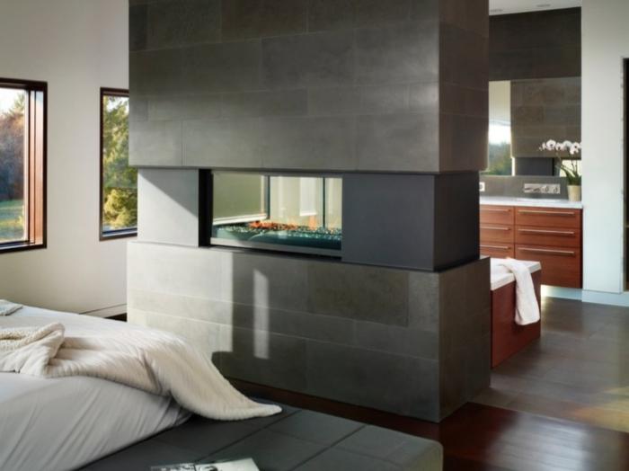 Modernes Kamin Design für Ihr stilvolles Zuhause