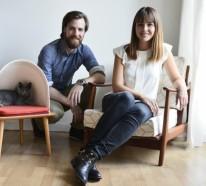 Katzenmöbel von Meyou sind zugleich schicke Wohnaccessoires