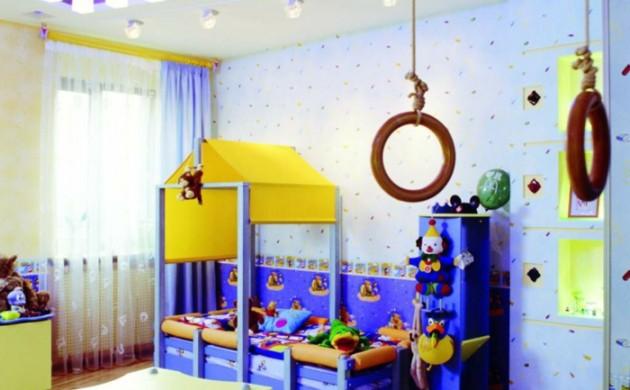 kinderbett gro artige kinderbetten designs und variationen freshideen 1. Black Bedroom Furniture Sets. Home Design Ideas