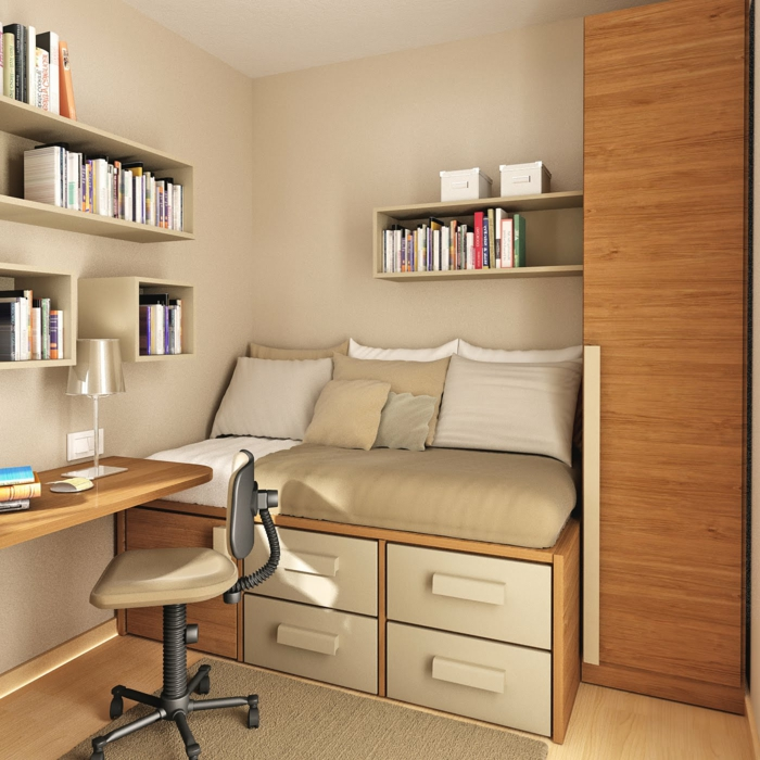 Study Room Design Ideas: Der Kleiderschrank Kinderzimmer