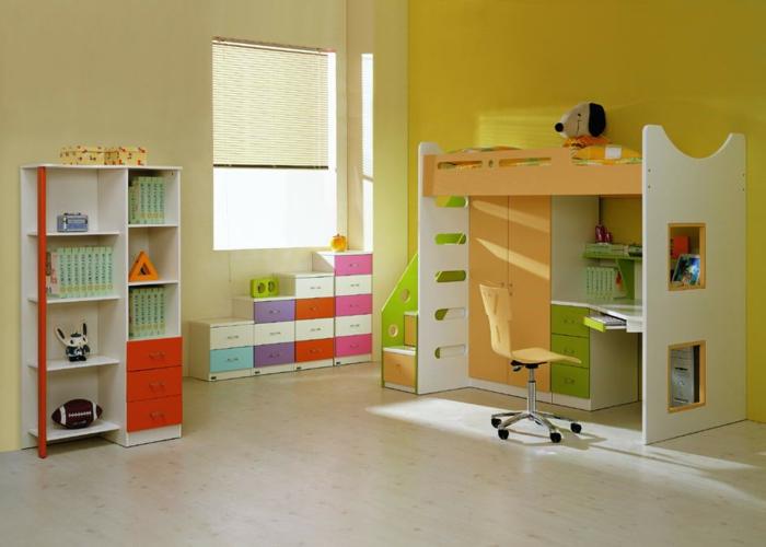 Kinderzimmer Ideen – Mögliche Bodenbeläge fürs Kinderzimmer