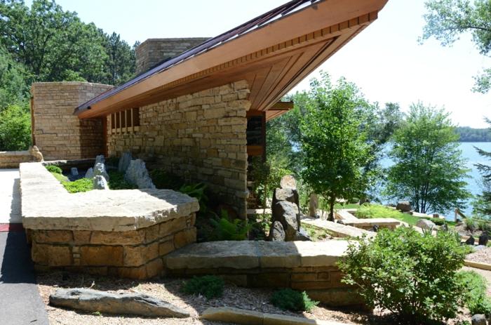 Frank Lloyd Wright Gebäude : organische architektur die lehren von frank lloyd wright ~ Buech-reservation.com Haus und Dekorationen