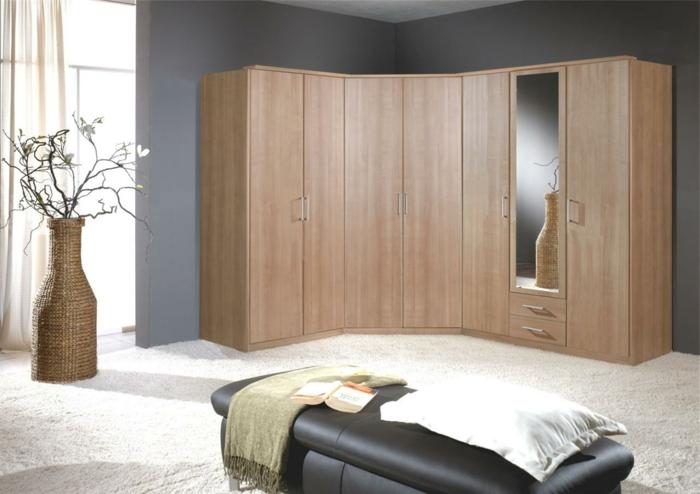 eckkleiderschrank spart raum und passt toll im schlaf oder ankleidezimmer. Black Bedroom Furniture Sets. Home Design Ideas