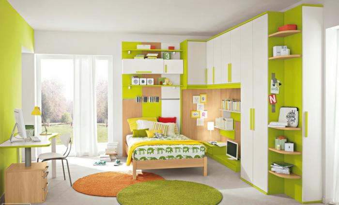 Der Kleiderschrank Kinderzimmer - Ein untrennbarer Teil der ...