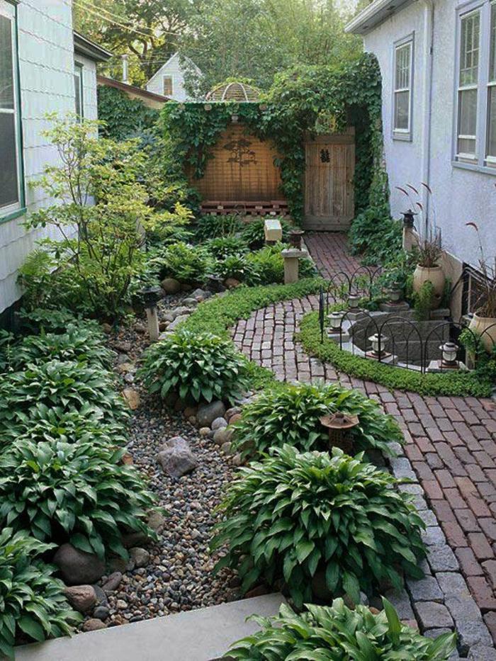 Gartenideen für kleine Gärten - Wie Sie Ihren Außenbereich schöner ...