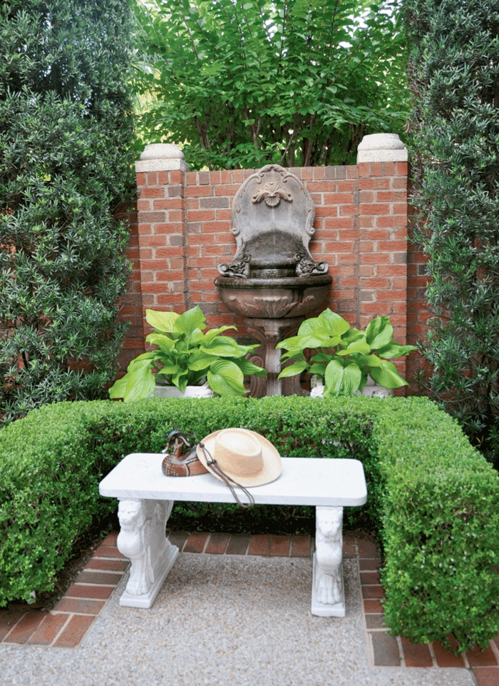 Fountains Pond Coping likewise The Not So Rustic Rustic Outdoor Table also Outdoor together with Herman Miller George Nelson Coconut Chair besides Wonderful Diy Cinder Block Bench. on outdoor benches