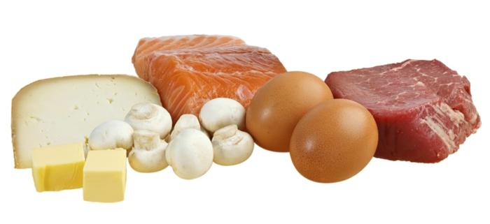 lebensmittel mit kalzium fisch fleisch eier käse vitamin D lebensmittel
