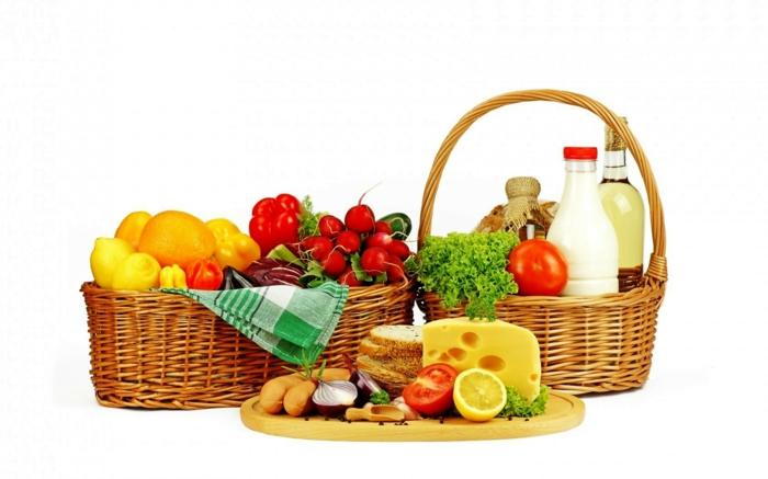 lebensmittel mit kalzium und vitamin D lebensmittel
