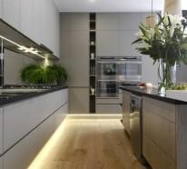 LED Küchenbeleuchtung – Funktional und umweltschonend die Küche beleuchten