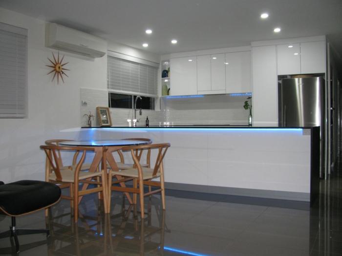 led küchenbeleuchtung arbeitsfläche beleuchten