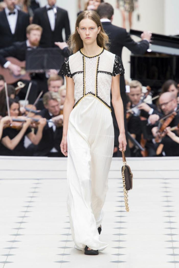 london fashion week die schönsten hochzeitskleider burberry