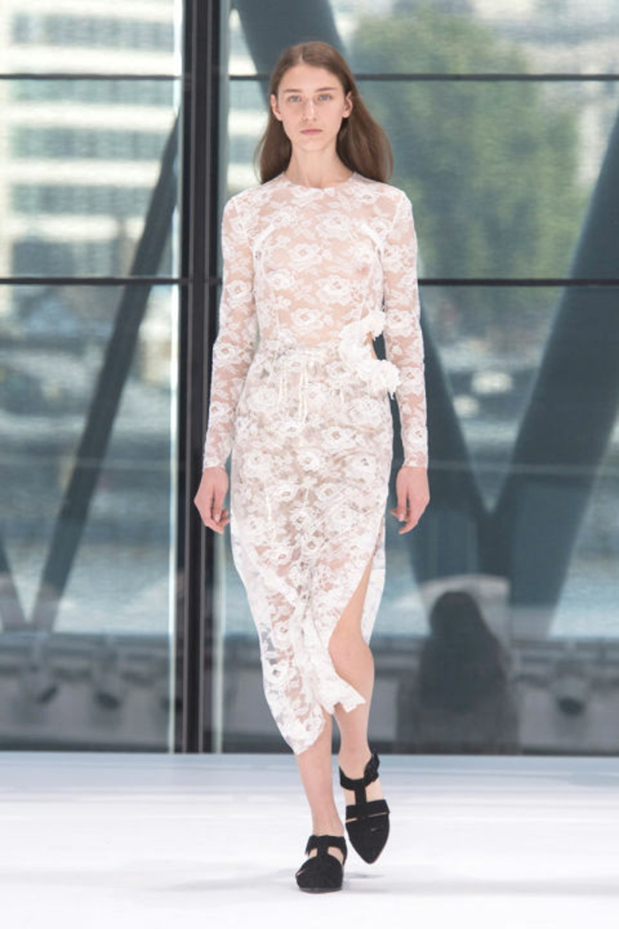london fashion week die schönsten hochzeitskleider preen