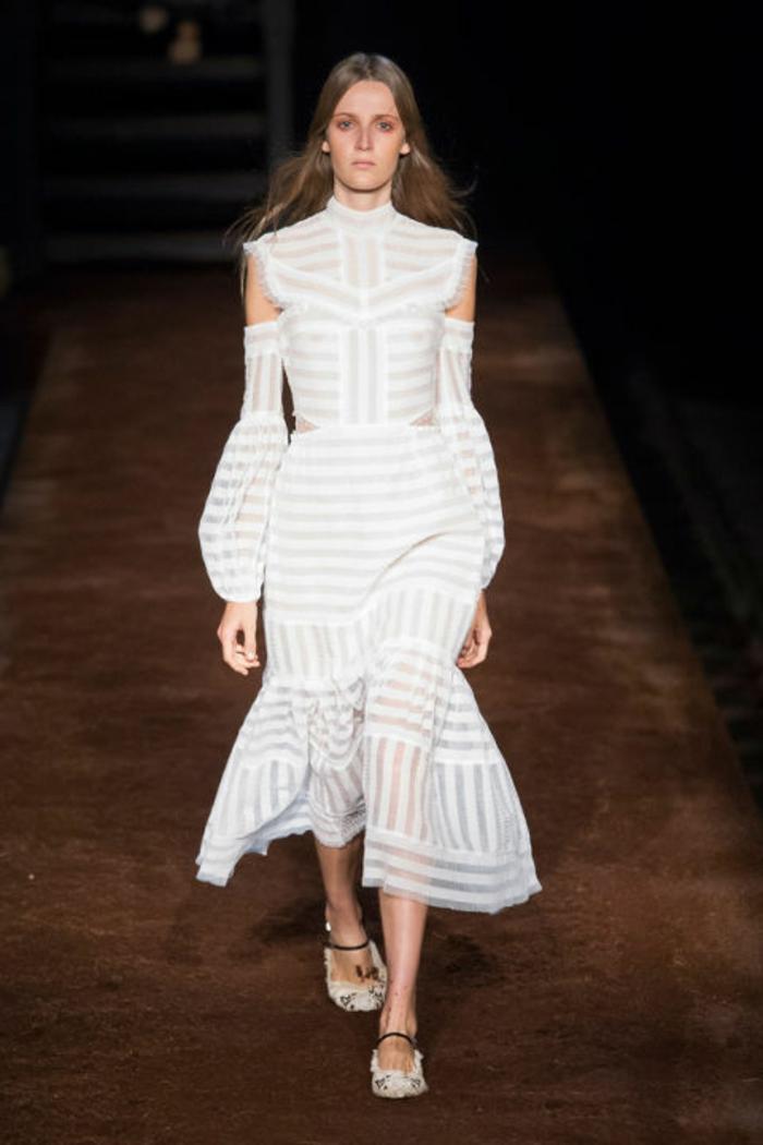 london fashion week erdem die schönsten hochzeitskleider