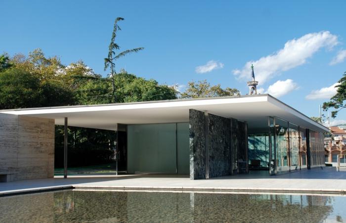 ludwig mies van der rohe barcelona pavillon