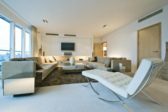 Ludwig Mies Van Der Rohe Möbel Moderne Inneneinrichtung