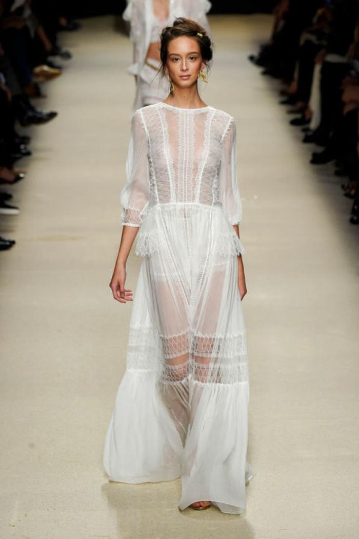 mailand fashion week designer hochzeitskleider ferretti