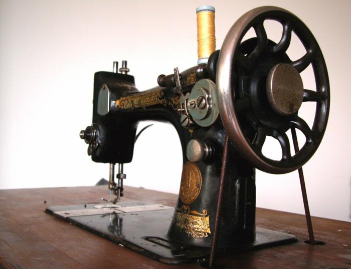 mechanische Nähmaschine kaufen tipps retro modelle