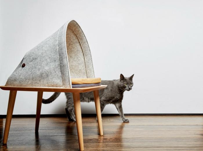 meyou katzenmöbel katzenbett design