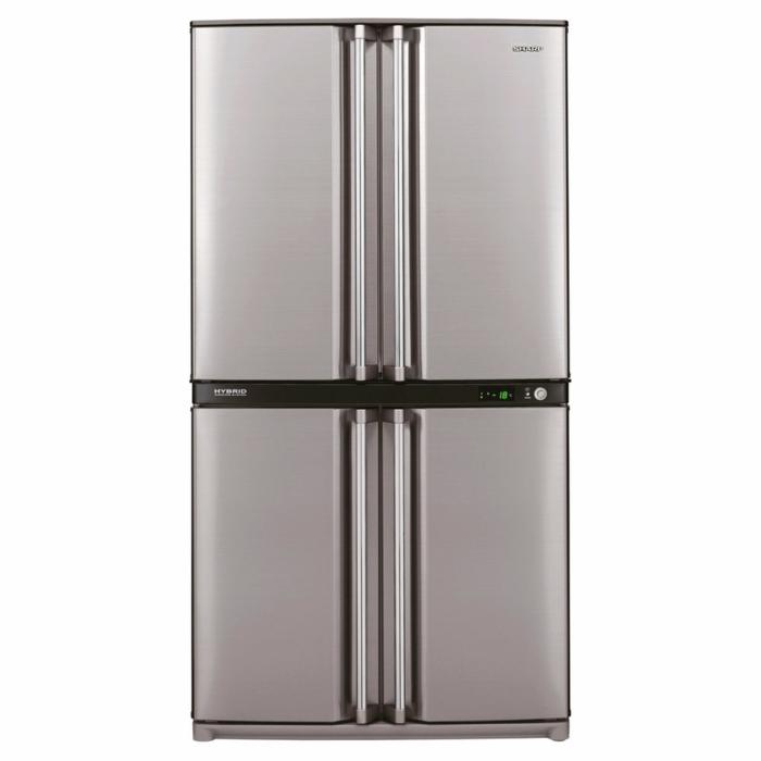 moderne küchenmöbel kühlschränke mit gefrierfach