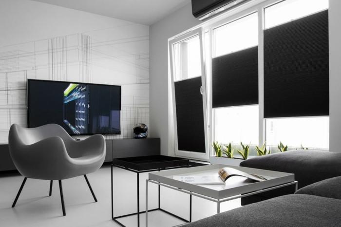 Moderne sessel sind echte hingucker im innendesign for Wohnzimmer sessel vintage