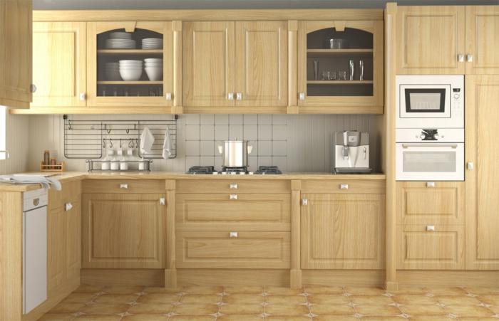 neue küchenfronten aus holz küchenfronten erneuern