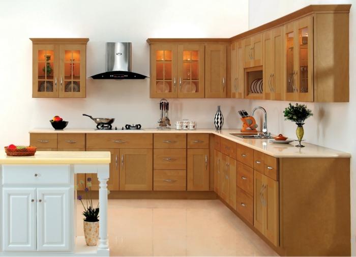 neue küchenfronten küchenfronten erneuern moderne holzküche