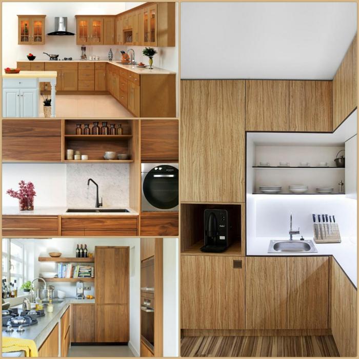 neue küchenfronten moderne küche holz küchenfronten erneuern