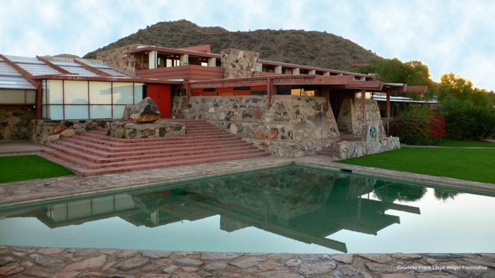Organische Architektur Die Lehren Von Frank Lloyd Wright