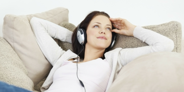 panik attacken tipps frau sich entspannen