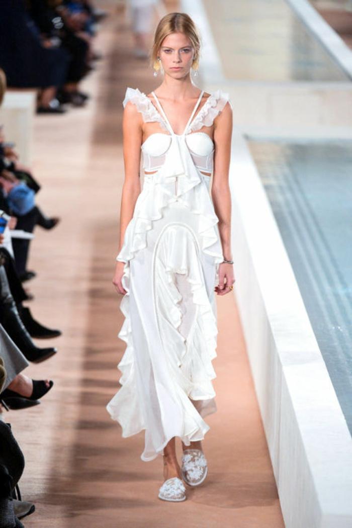 paris fashion week designer hochzeitskleider balenciag