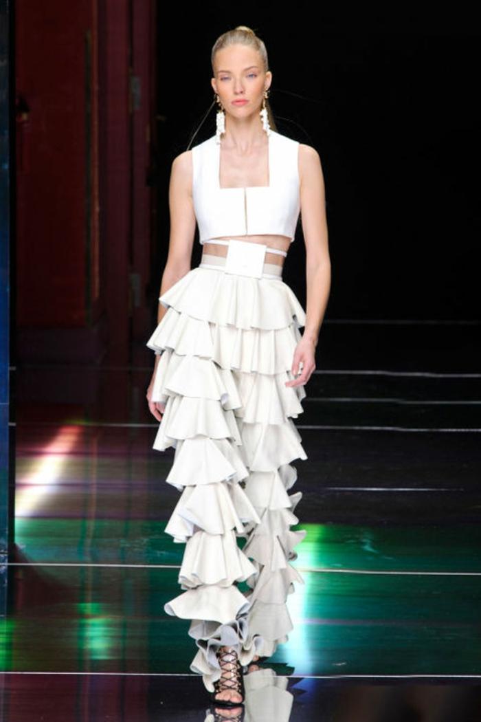paris fashion week designer hochzeitskleider balmain