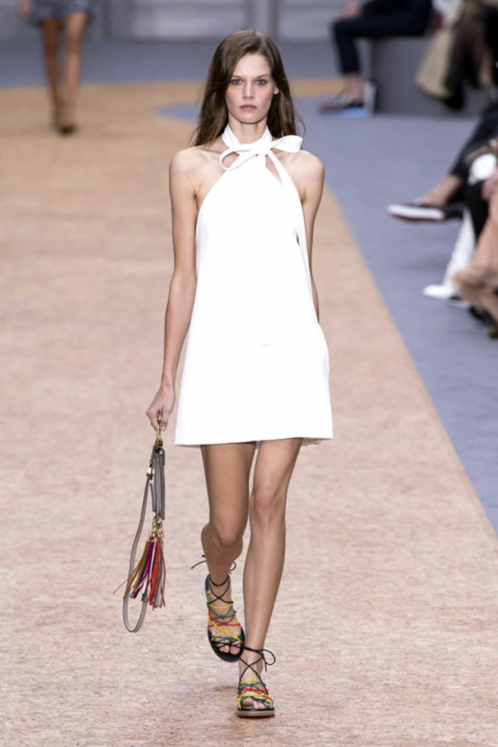 paris fashion week designer hochzeitskleider chloe