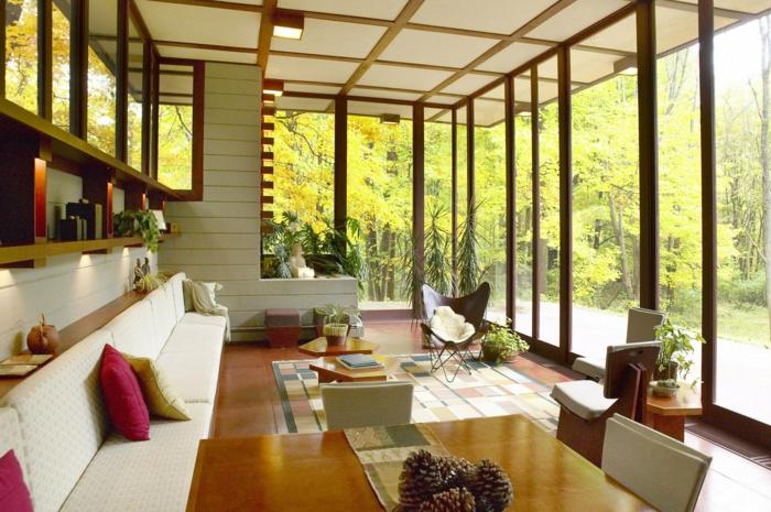 organische architektur die lehren von frank lloyd wright. Black Bedroom Furniture Sets. Home Design Ideas