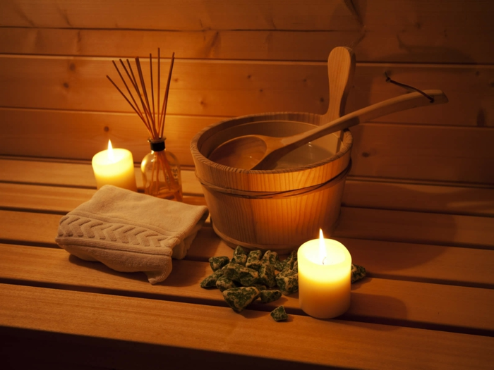 relax löwe sauna
