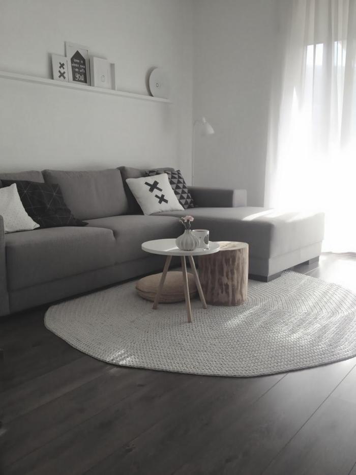 Runde Teppiche 30 runde teppiche und beispiele wie den zimmer look vollendet