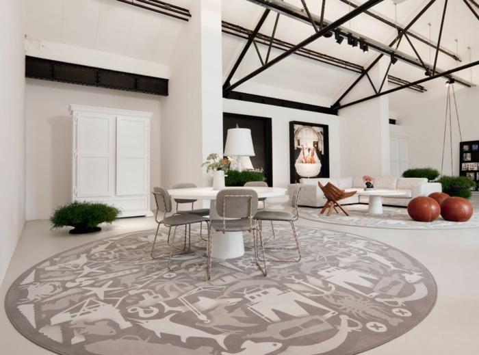 Wunder Teppich Wohnzimmer Otto Vorlage