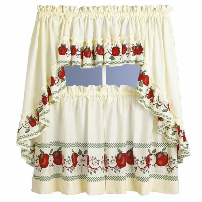 Peppen sie ihre wohnung durch sch ne gardinen auf - Cortinas ya hechas ...