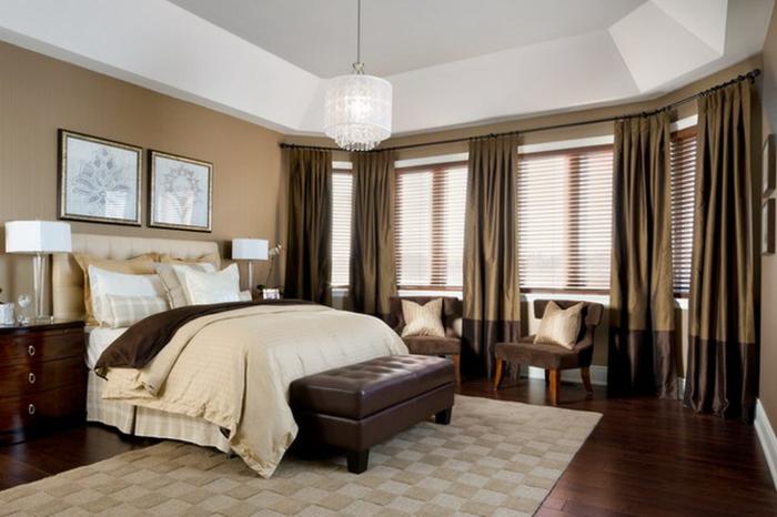 schne gardinen fr schlafzimmer schne gardinen maskuline schone schlafzimmergardinen wohlfuhlfaktor - Schlafzimmer Dunkelgrun