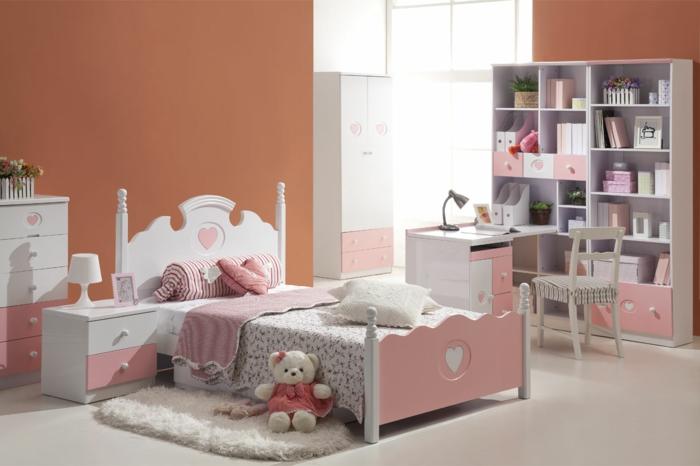 sch ne kinderbetten machen das kinderzimmer charmant und funktional. Black Bedroom Furniture Sets. Home Design Ideas