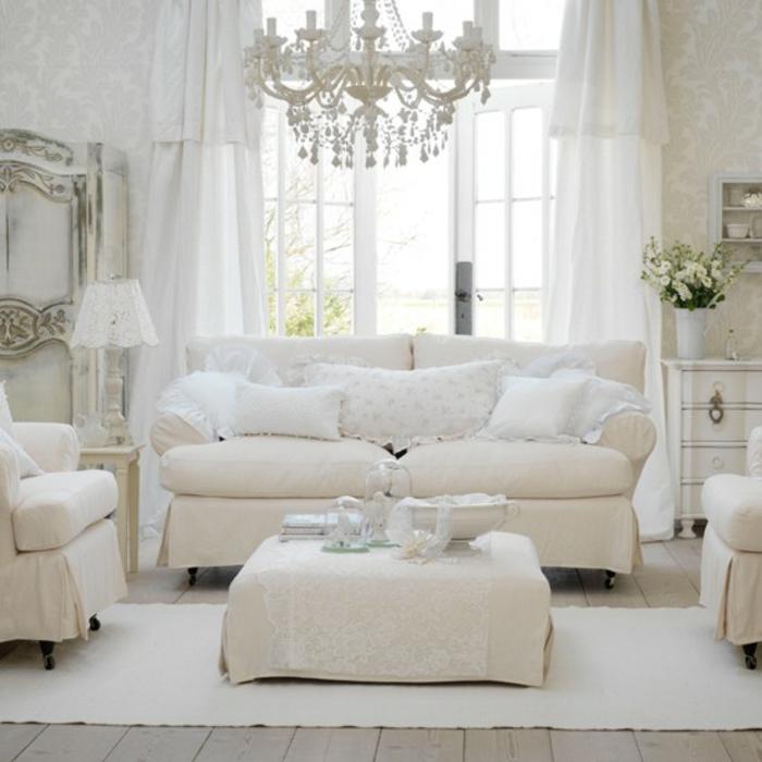 shabby chic ideen einrichtung weiße möbelumzüge vintage möbel