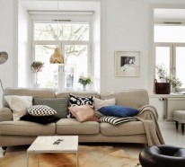 Sofa kaufen – Ein skandinavisches Sofa fürs Wohnzimmer auswählen