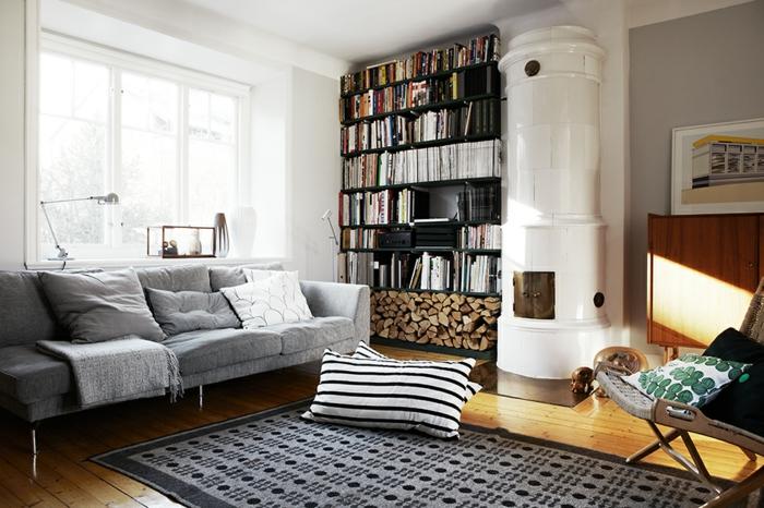 Sofa kaufen - Ein skandinavisches Sofa fürs Wohnzimmer auswählen