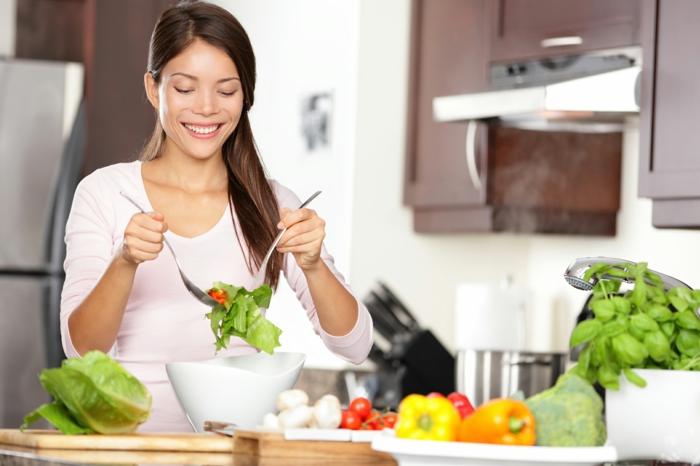 steinbock horoskop hausfrau kochen küche aufmerksam sein