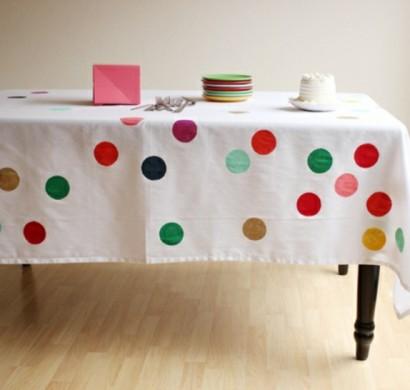 Tischdecke nähen: Das ist unser nächstes DIY Projekt