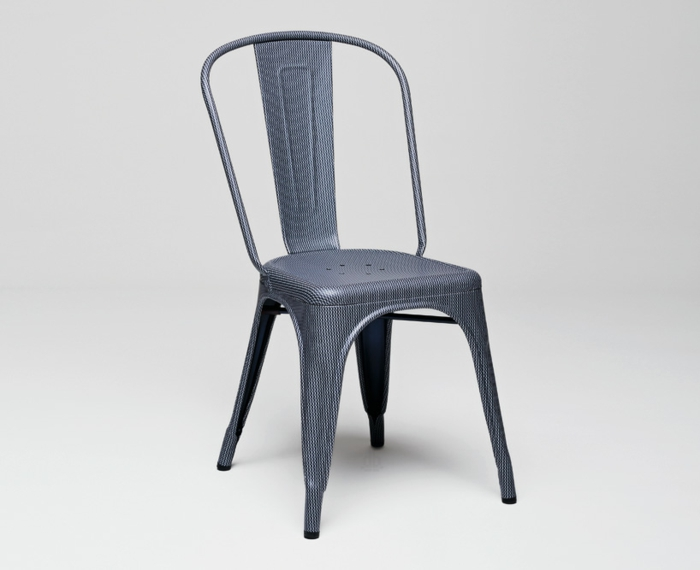 Tolix Stuhl tolix stuhl xavier pauchard wird neu interpretiert