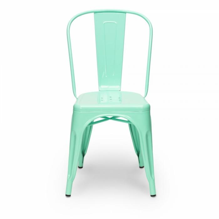 Tolix Stuhl von Xavier Pauchard wird neu interpretiert